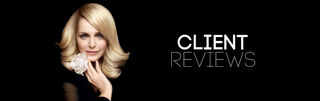 Inspiration Hairdressing Client Reviews