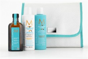 Moroccanoil Moisture gift set at www.Inspirationhair.co.uk