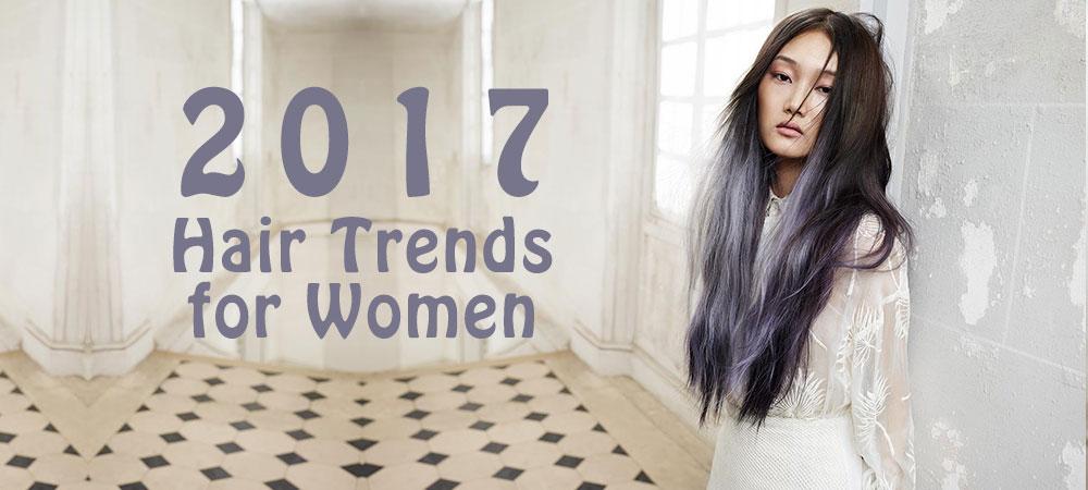 Hair Trends 2017