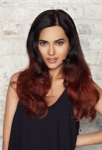balayage red hair colours, inspiration hairdressers & beauty salon, Worcester