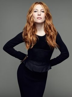 Red Hair Colour Trends