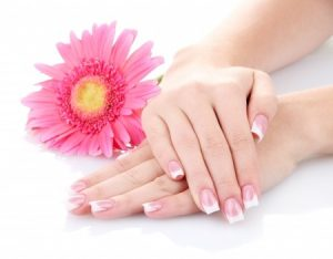 manicures and pedicures at Inspiration Hair & Beauty Salon in Worcester